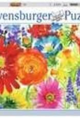 Ravensburger Abundant Blooms 1000pc Puzzle