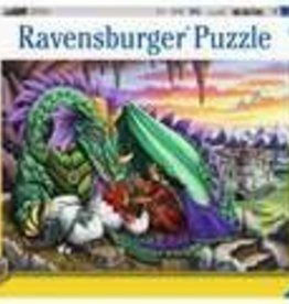 Ravensburger Queen of Dragons 200pc Puzzle