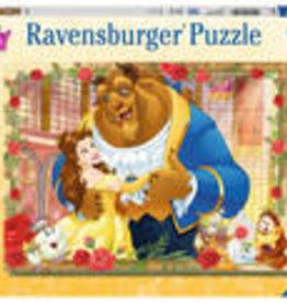 Ravensburger Belle & Beast 100 pc Puzzle