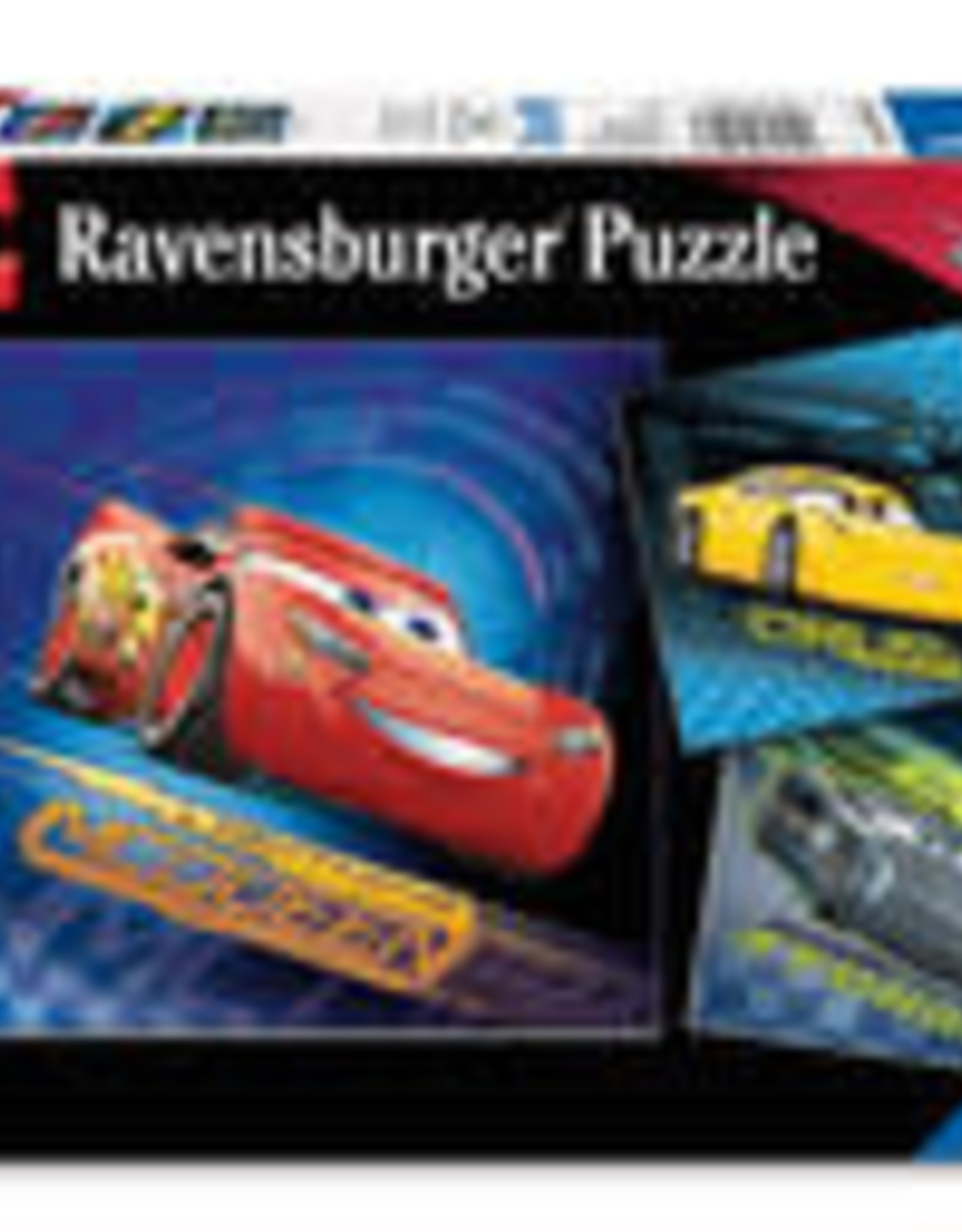 Ravensburger Cars 3 (3 x 49 pc Puzzles)