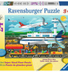 Ravensburger Preparing to Fly Floor Puzzle 24pc