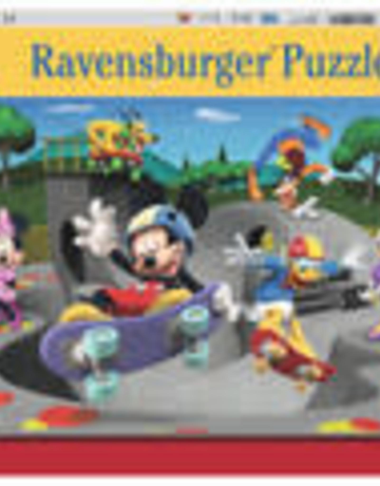 Ravensburger At the Skate Park 100 pc Puzzle