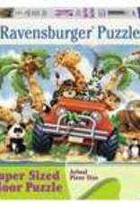 Ravensburger 4-Wheeling Floor Puzzle 24pc