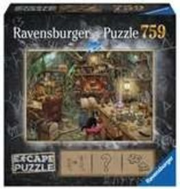 Ravensburger ESCAPE Witch's Kitchen 759pc Puzzle