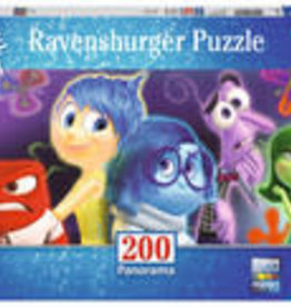 Ravensburger Inside Out: Emotions 200 pc Panorama Puzzle
