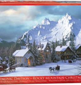 Eurographics Inc Rocky Mountain Christmas 1000pc Puzzle