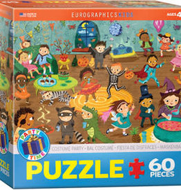 Eurographics Inc Costume Party 60pc Puzzle