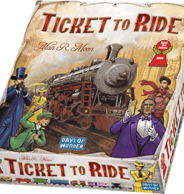 Days of Wonder Ticket to Ride