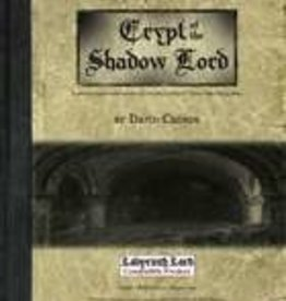 DPC-RPG Crypt of the Shadow Lord Solo RPG