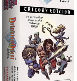 DrinkingQuest.com Drinking Quest: Trilogy Edition