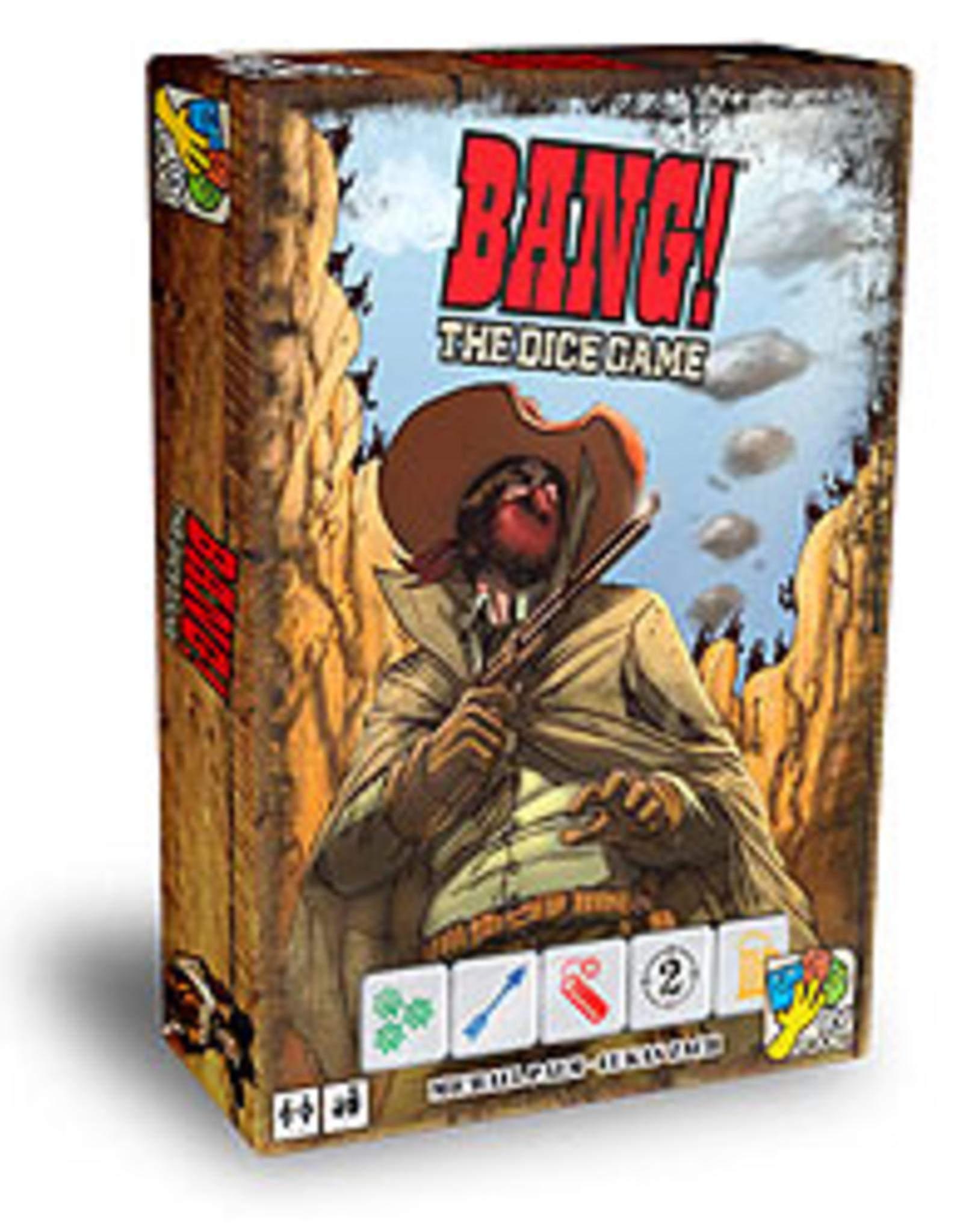 dv GIOCHI Bang!: The Dice Game