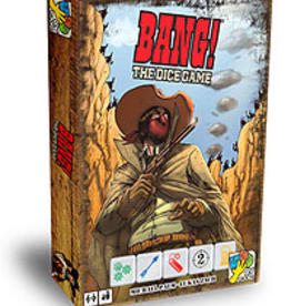 dv GIOCHI Bang!: The Dice Game