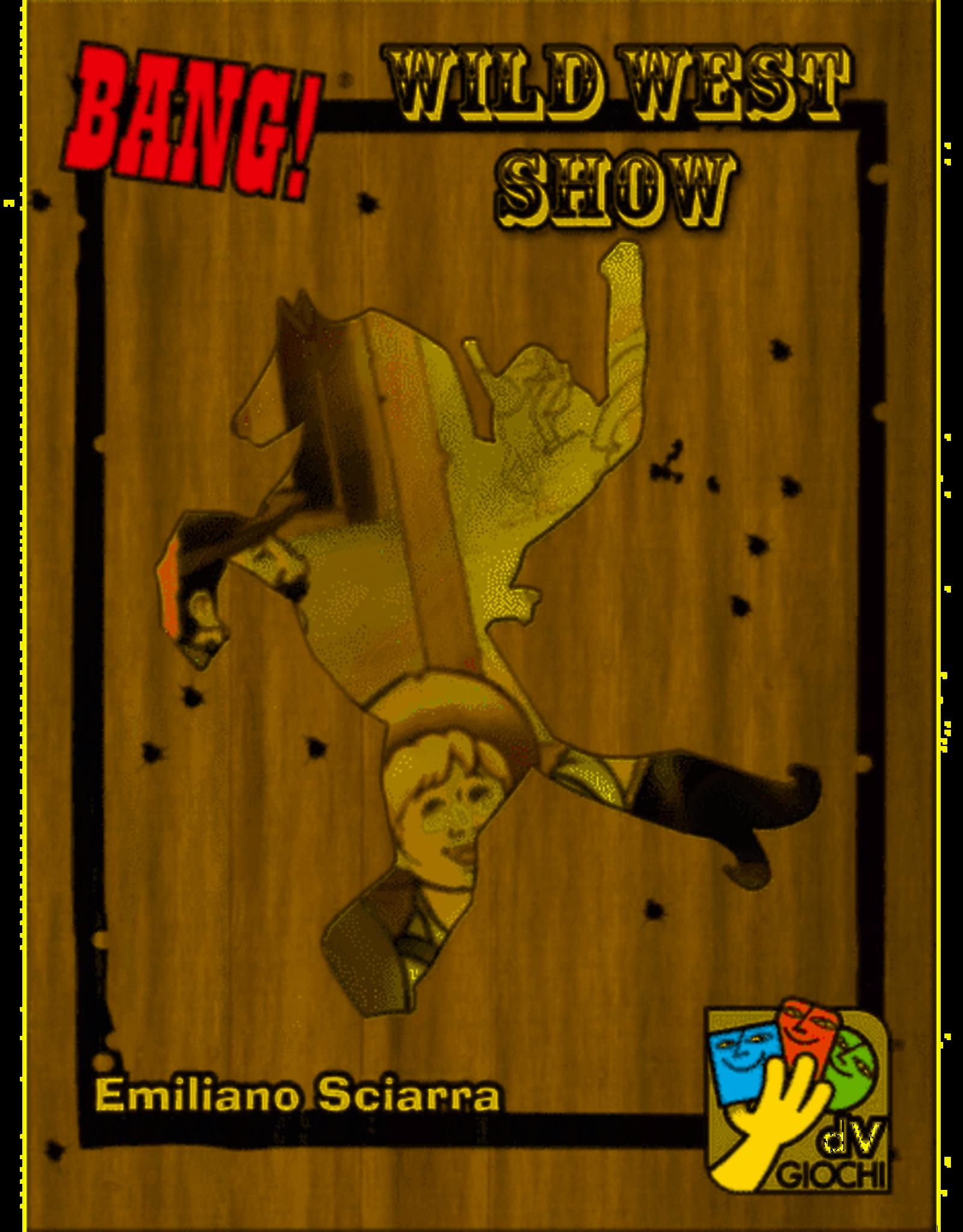 dv GIOCHI Bang!: Wild West Show