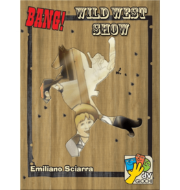 dv GIOCHI Bang!: Wild West Show