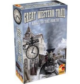 Eggertspiele Great Western Trail: Rails to the North