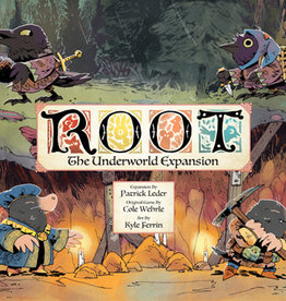 Leder Root: The Underworld Expansion