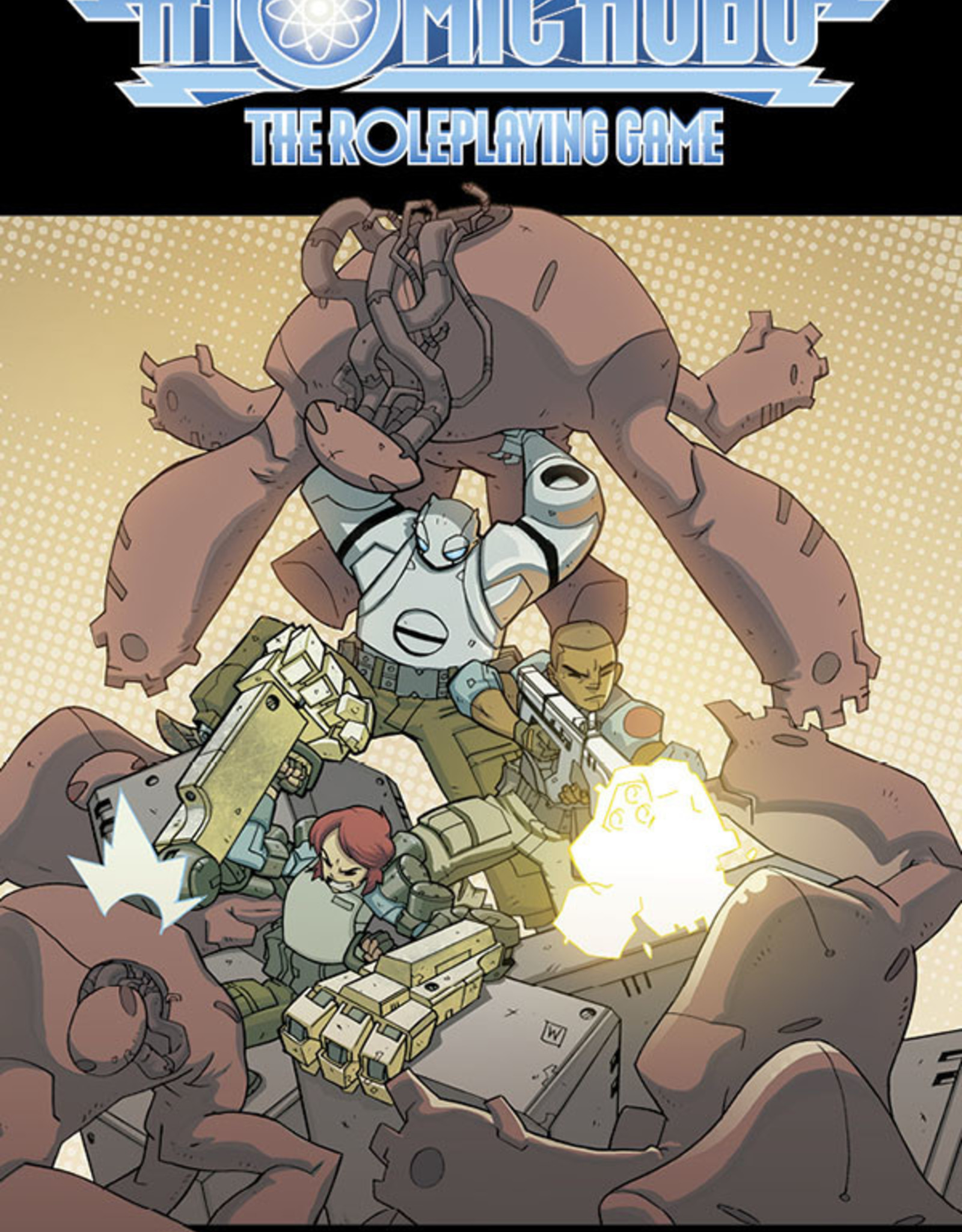 Evil Hat Productions Atomic Robo