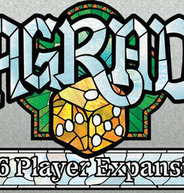Floodgate Games Sagrada 5-6 Player Expansion