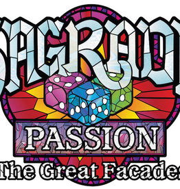 Floodgate Games Sagrada: Passion