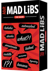 Fully Baked Ideas Adult Mad Libs