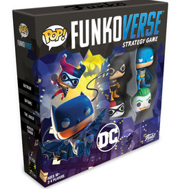 Funko POP! Funkoverse Strategy Game DC Comics 100 Base Set