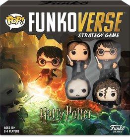 Funko POP! Funkoverse Strategy Game Harry Potter 100 Base Set