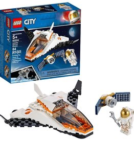 LEGO LEGO Satellite Service Mission