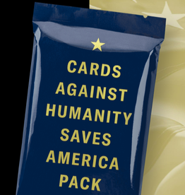Cards Against Humanity: CAH Saves America Pack