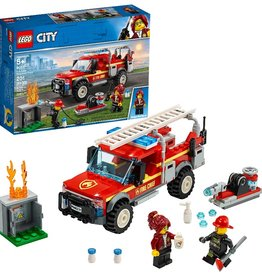 LEGO LEGO Fire Chief Response Truck