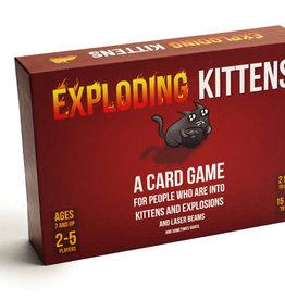 Exploding Kittens LLC Exploding Kittens