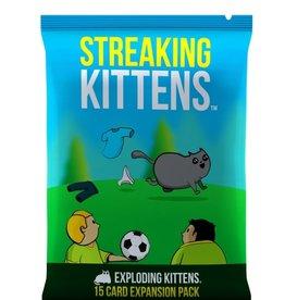 Exploding Kittens LLC Exploding Kittens: Streaking Kittens
