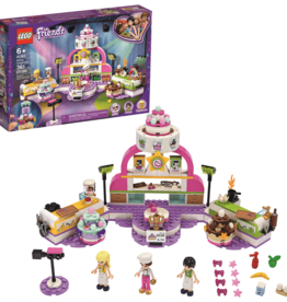 LEGO LEGO Friends Baking Competition