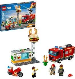 LEGO LEGO Burger Bar Fire Rescue