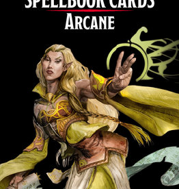 GaleForce 9 D&D5e Spellbook Cards: 2e Arcane