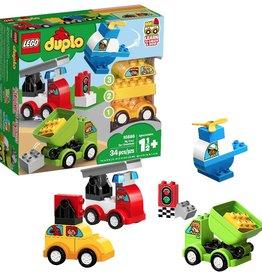LEGO LEGO DUPLO My First Car Creations