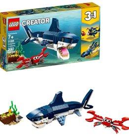 LEGO LEGO Deep Sea Creatures 3in1