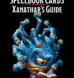 GaleForce 9 D&D5e Spellbook Cards: Xanathar's Guide