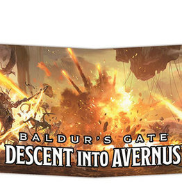 GaleForce 9 Descent into Avernus DM Screen