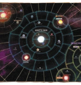 GaleForce 9 Firefly: The Whole Damn Verse Game Mat