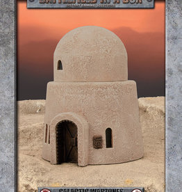 GaleForce 9 Galactic Warzones Desert Tower