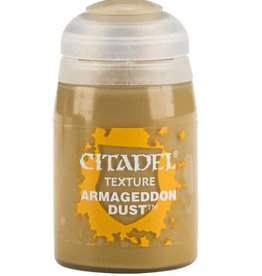 Games Workshop Armageddon Dust paint pot