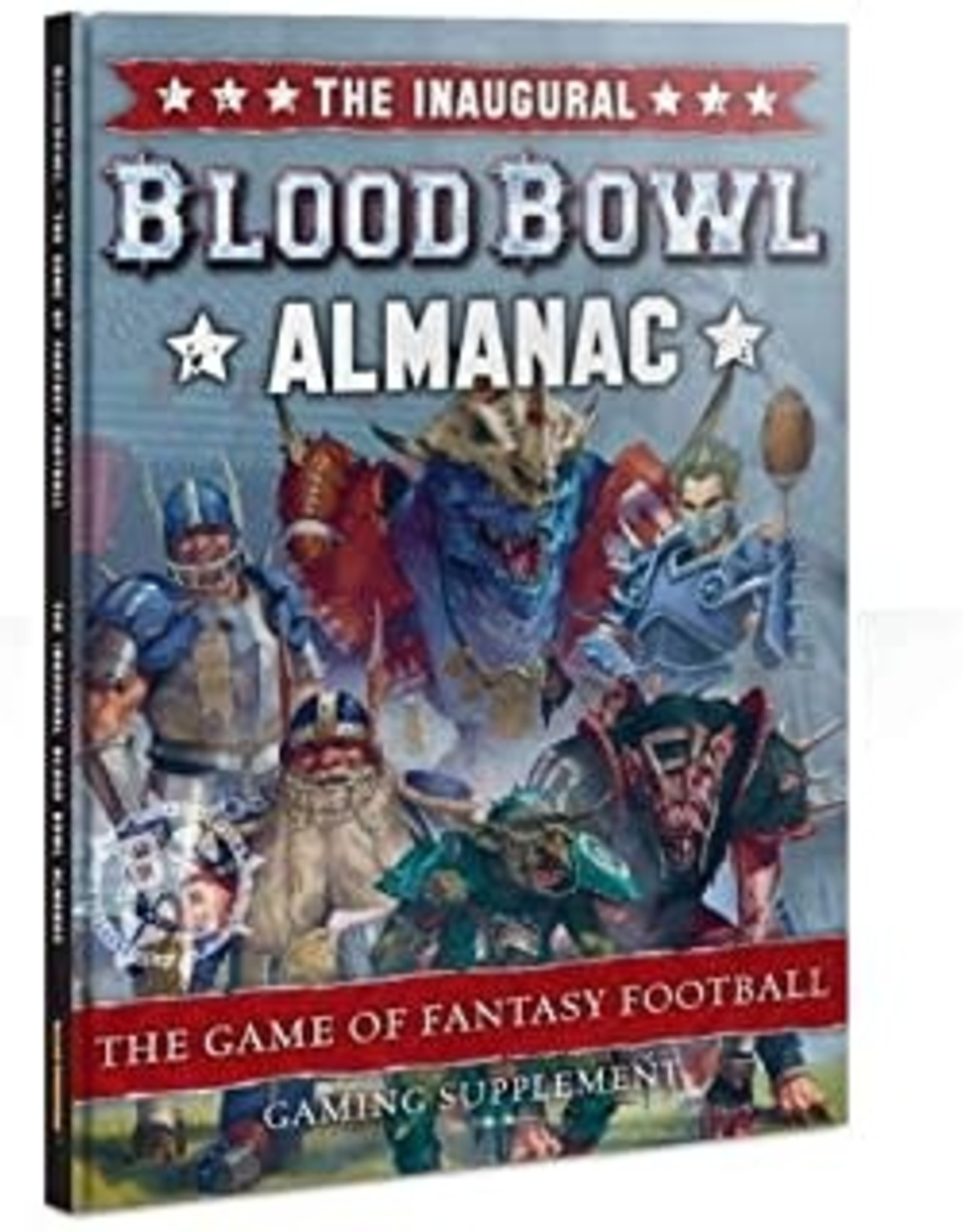Games Workshop Blood Bowl Almanac
