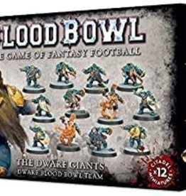 Games Workshop Blood Bowl: Dwarf Giants