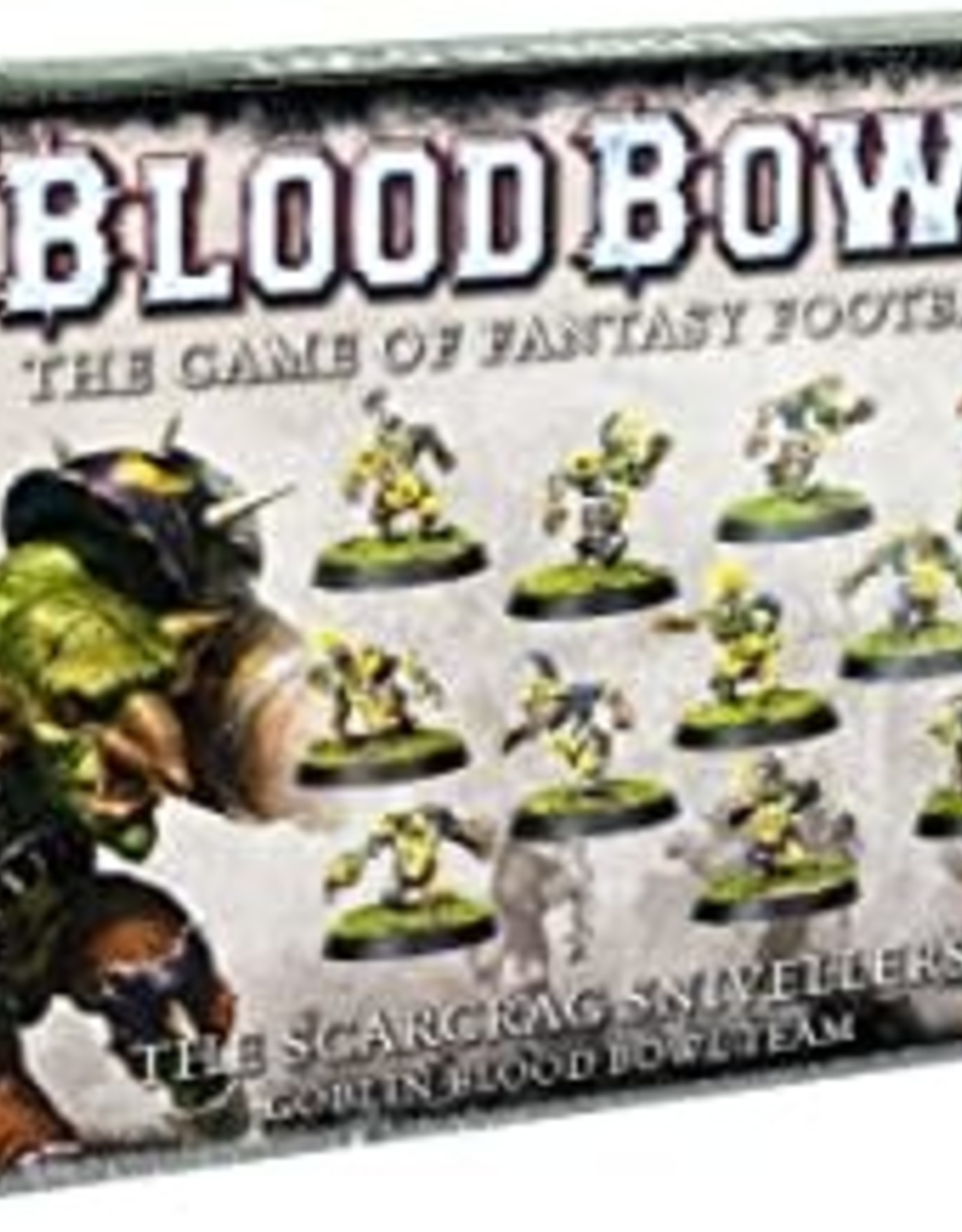 Games Workshop Blood Bowl: Goblins