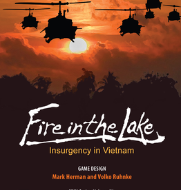 GMT Games Fire in the Lake: Insurgency in Vietnam