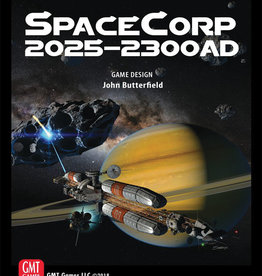 GMT Games Spacecorp 2025-2300AD