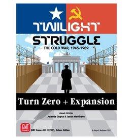 GMT Games Twilight Struggle Turn Zero