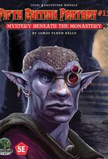 Goodman Games 5e Fantasy: #13 Mystery Under the Monastery