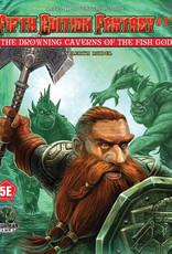 Goodman Games 5e Fantasy: #15 The Drowning Caverns of the Fish God