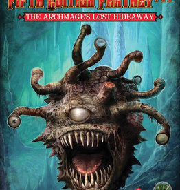 Goodman Games 5e Fantasy: #11The Archmage's Lost Hideaway